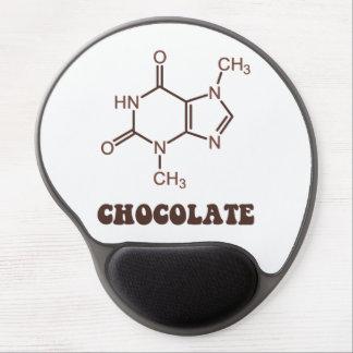 Molécula científica de la tebromina del elemento d