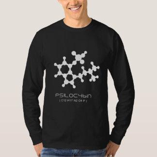 Molécula del Psilocybin Playera