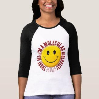 Molecular Biologist Trust Smiley T-Shirt