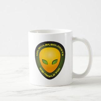 Molecular Biologists Are People Too Coffee Mug