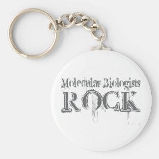 Molecular Biologists Rock Keychains