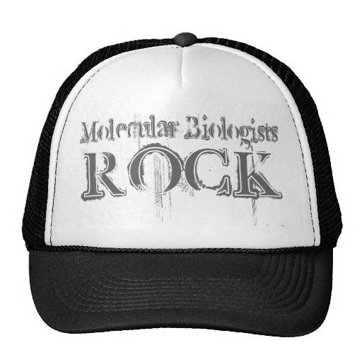 Molecular Biologists Rock Trucker Hat