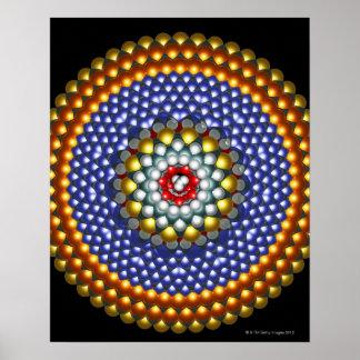Molecular Differential Gear Print