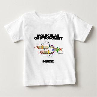 Molecular Gastronomist Inside (DNA Replication) Tee Shirt