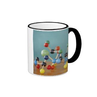 Molecular model ringer mug
