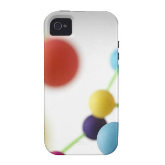 Molecular structure. Case-Mate iPhone 4 covers