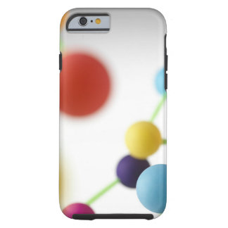 Molecular structure. tough iPhone 6 case