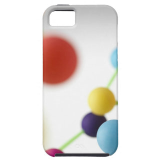 Molecular structure. iPhone 5 covers
