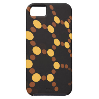 Molecular Structure iPhone 5 Cover