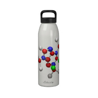 Molecule Water Bottles