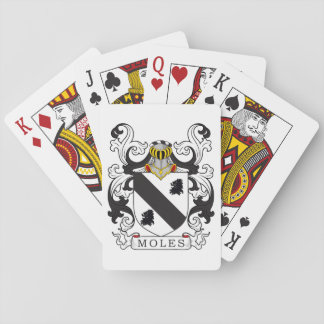 Moles Coat of Arms Deck Of Cards