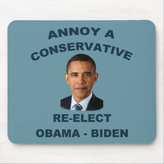 Moleste un Mousepad conservador