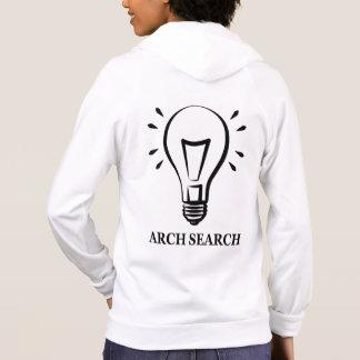 Moletom Arch Search Hoodie