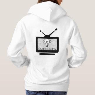 Moletom Arch Search TV Hoodie