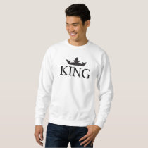 Moletom Royal Family King Sweatshirt