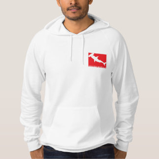 """Moleton Divers will be Sharks """"Species """" Hoodie"""