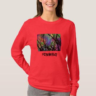 moleton psicodélico T-Shirt