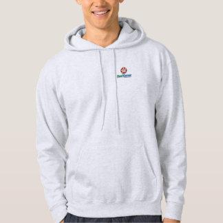 Moleton with Grey Reefcorner Pointed hood Hoodie