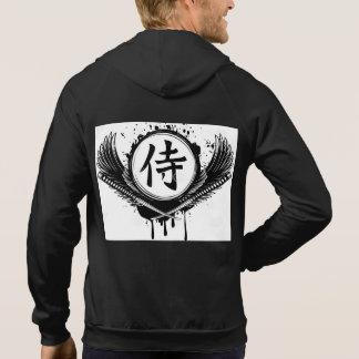 Moleton Without Mangos, Honour of Samurai Hoodie