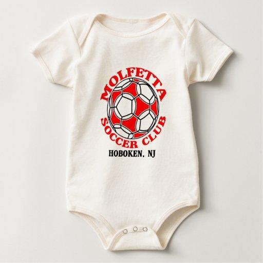 Molfetta Soccer Club Baby Creeper