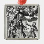 Moliere 'Amphitryon' Ornament