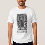 Moliere as Harpagon, frontispiece illustration T-Shirt