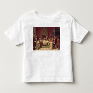 Moliere  Dining with Louis XIV  1857 Toddler T-shirt