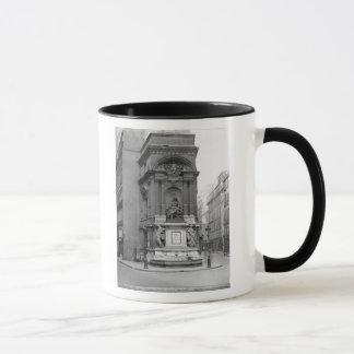 Moliere Fountain, 1844 Mug