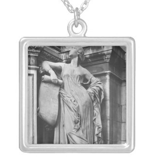 Moliere Fountain, Serious Comedy, 1844 Pendants