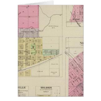 Moline, Circleville, Netawaka, Tippinville, Kansas Greeting Cards
