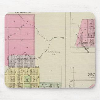 Moline, Circleville, Netawaka, Tippinville, Kansas Tapetes De Raton