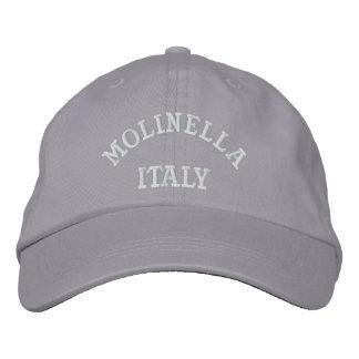 Molinella Italy Embroidered Baseball Cap
