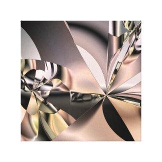 Molinillo de viento abstracto impresión en lienzo