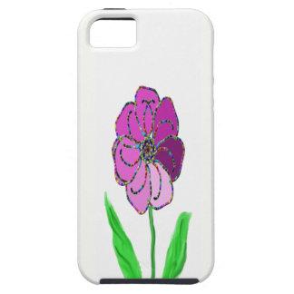 molinillo de viento de la flor iPhone 5 Case-Mate fundas