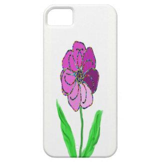 molinillo de viento de la flor iPhone 5 cobertura