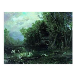 Molino abandonado Vasilyev- de Fyodor Postales