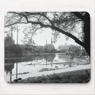 Molino de Kimberly y de Clark, 1899 Tapete De Raton