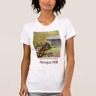 Molino de Mingus, Great Smoky Mountains Polera
