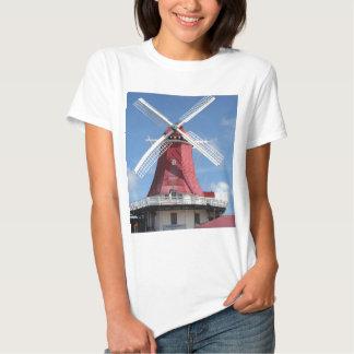 Molino de viento de Aruba Playera