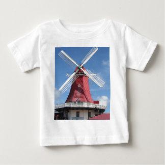 Molino de viento de Aruba Remeras