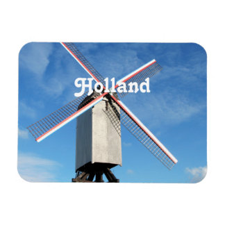 Molino de viento de Holanda Imanes
