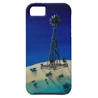 Molino de viento de Oklahoma iPhone 5 Funda