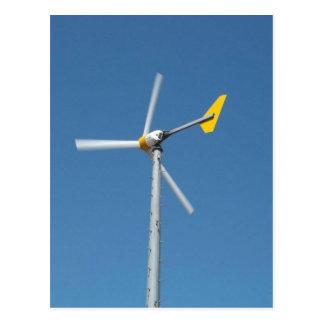 Molino de viento del parque de estado de Ridge de Postales