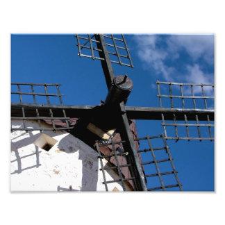 Molino de viento en Consuegra, Toledo Cojinete