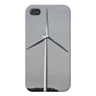 molino de viento iPhone 4/4S carcasa