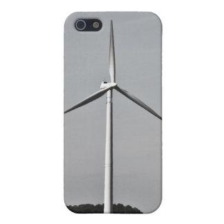 Molino de viento iPhone 5 carcasa