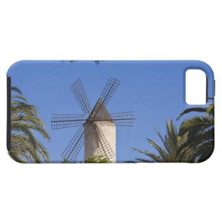 Molino de viento, Palma, Mallorca, España iPhone 5 Funda