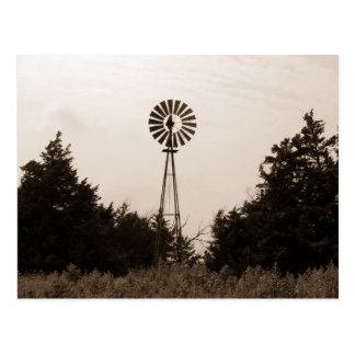 Molino de viento, rancho de Viersen Tarjetas Postales