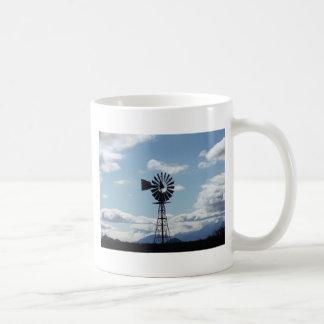 Molino de viento taza