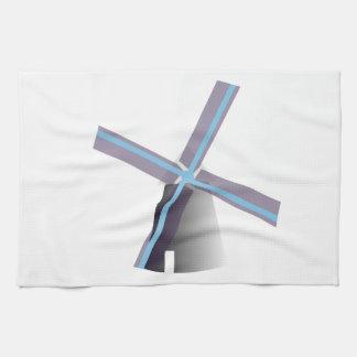 Molino de viento toallas